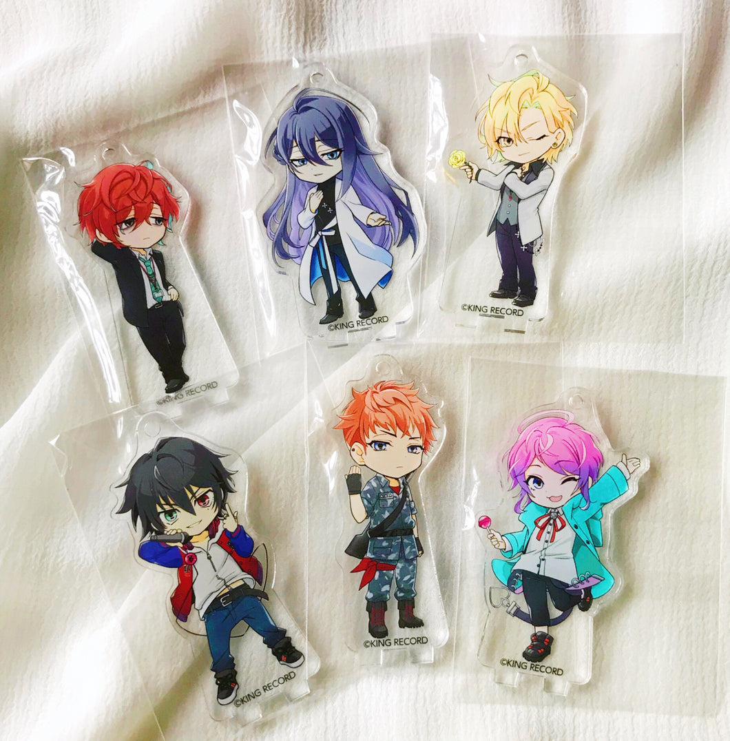 Hypnosis Microphone x Animate Cafe Acrylic Stands