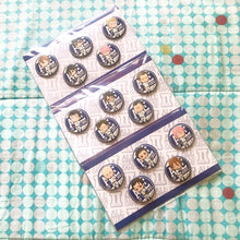 (RARE) Ace of Diamond ALL STAR GAME Jingu Stadium Pin Sets