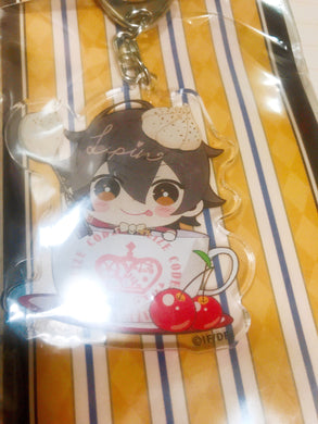 (RARE) Code:Realize Winter City Acrylic Keyholder: Lupin