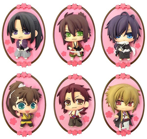 Hakuouki DECO RICH Figures