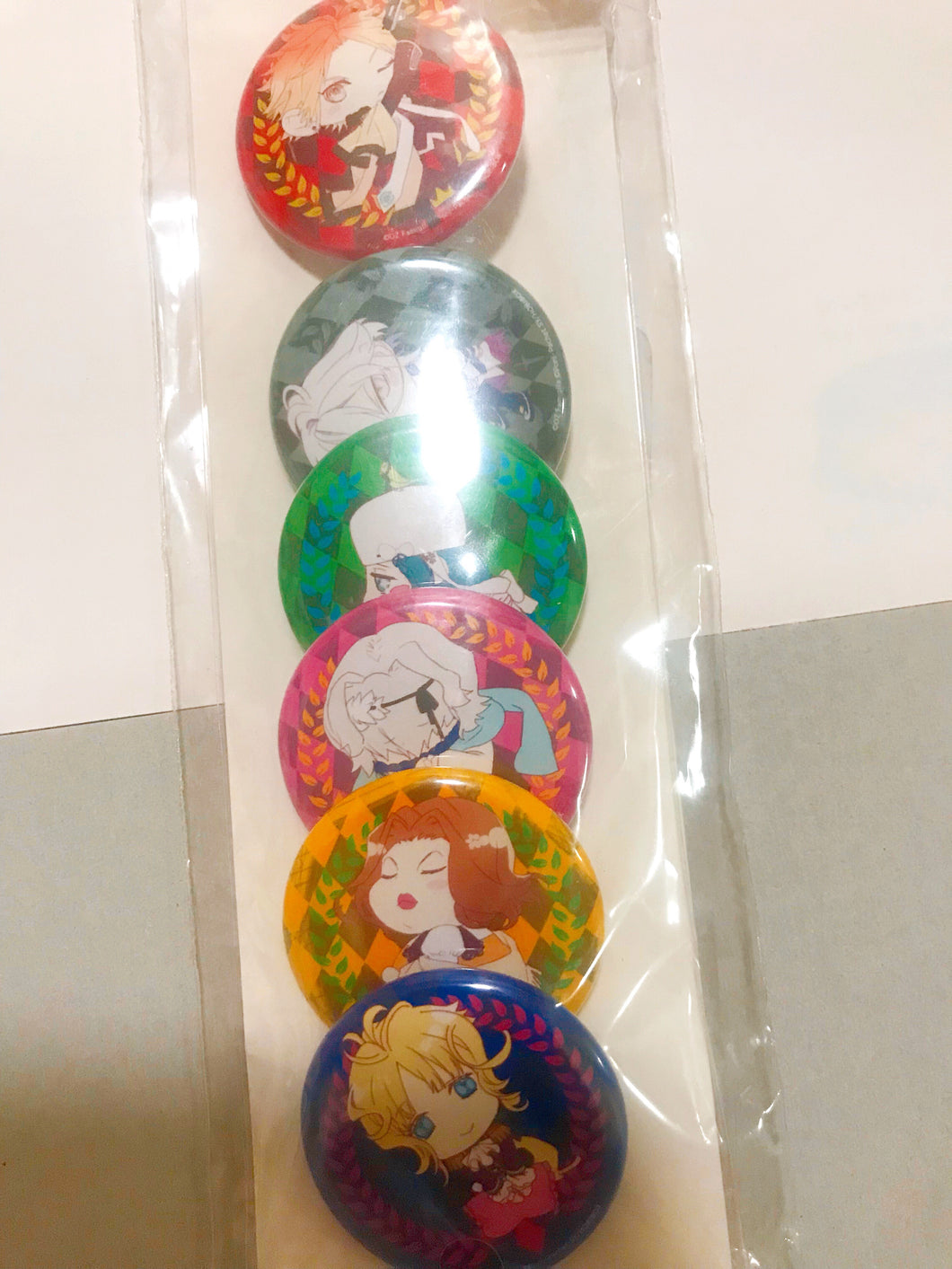Stellaworth Ozmafia Can Badges