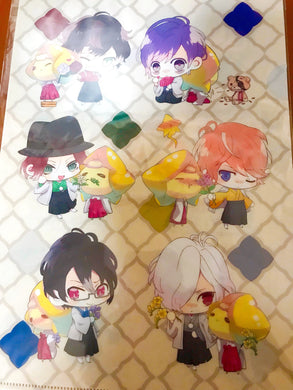 Stellaworth Exclusive Diabolik Lovers A4 Clear File