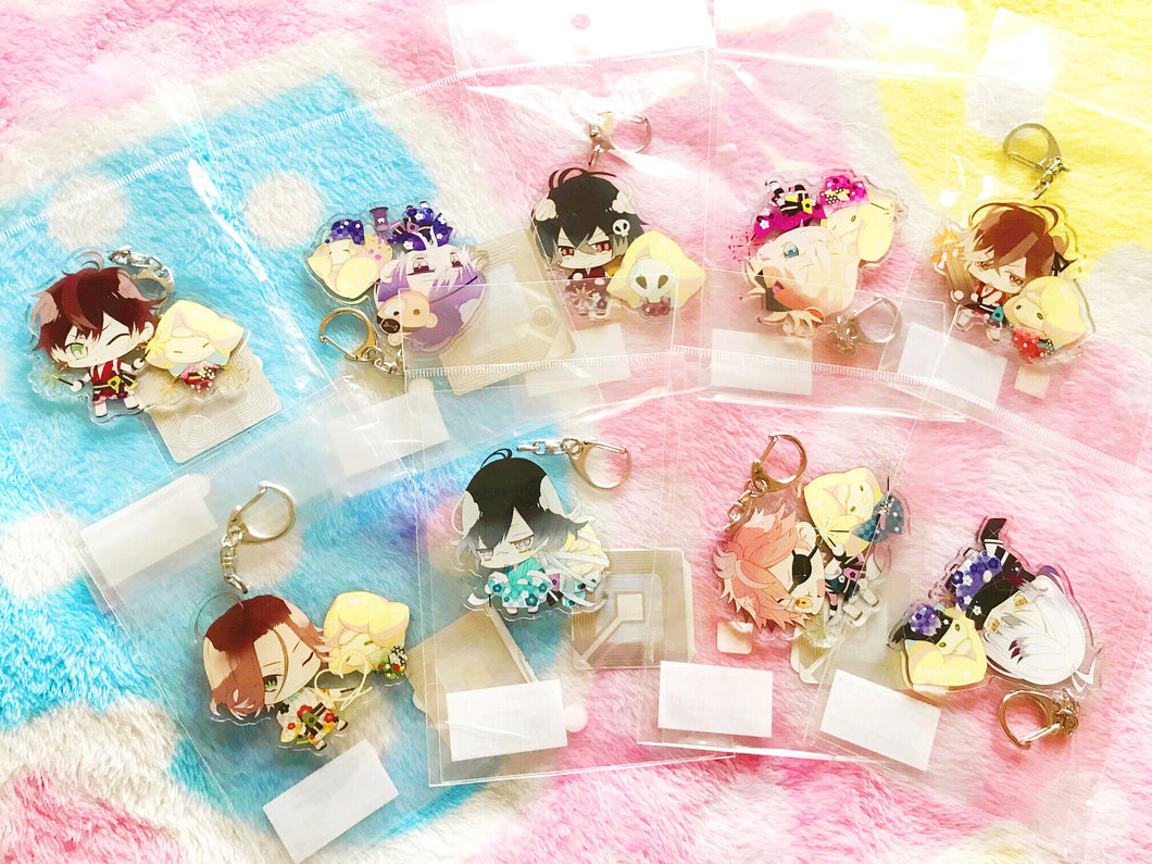 Exclusive Stellaworth Diabolik Lovers Acrylic Keyholder