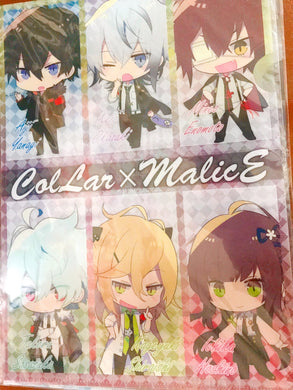 Otomate Store x Collar x Malice A4 Clear File