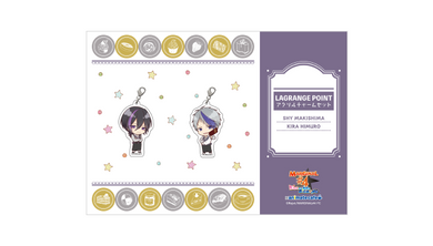 Marginal #4 x Animate Cafe Charm Set (Lagrange Point)