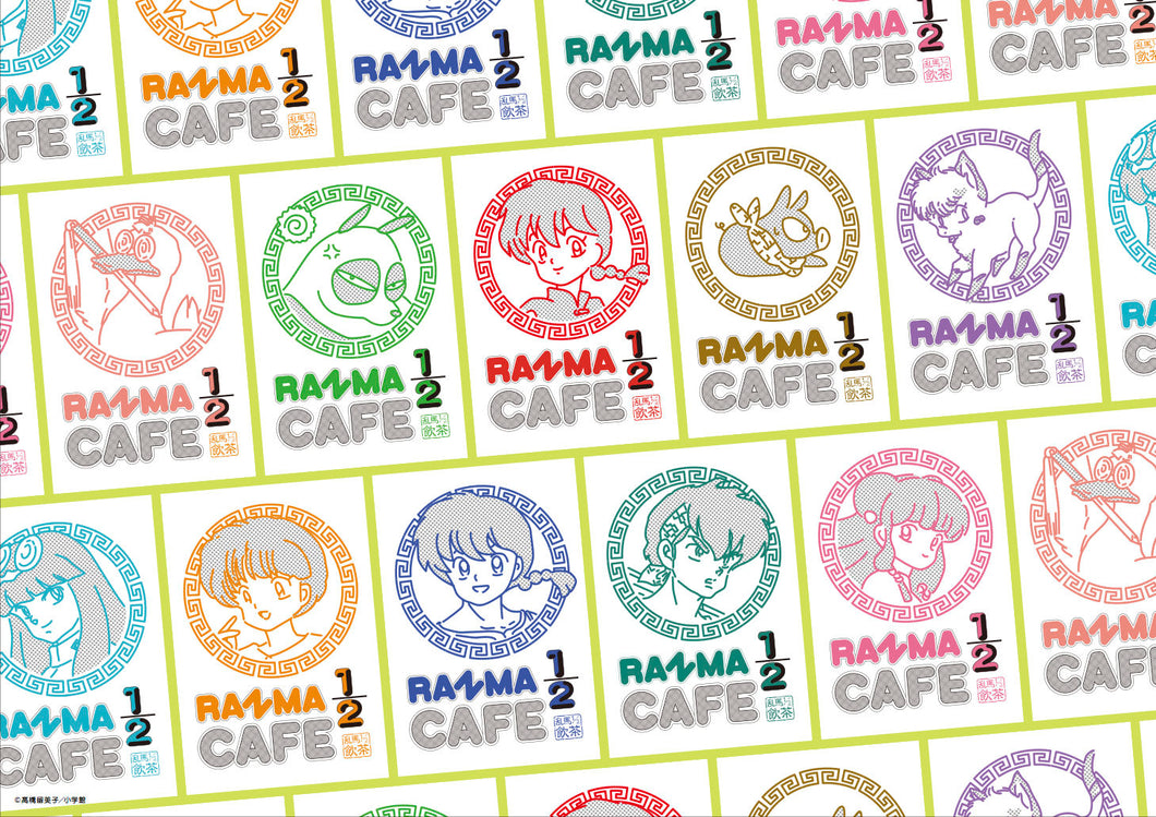 Ranma 1/2 x The Guest Cafe Collaboration Goods