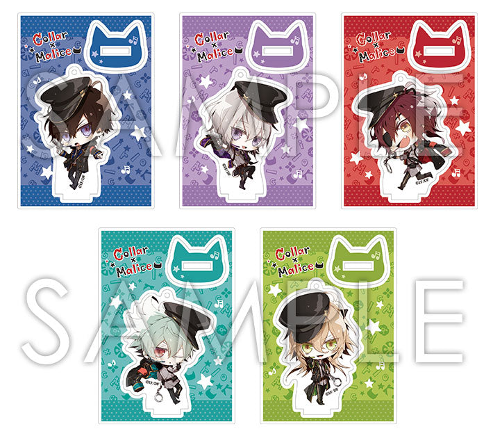 (Exclusive) Collar x Malice Otomate Winter Market 2017-2018 Acrylic Stands