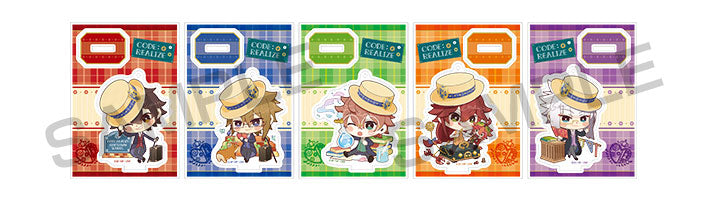 (Pre-order) OTOMATE Summer Market 2018 Code:Realize Acrylic Stands