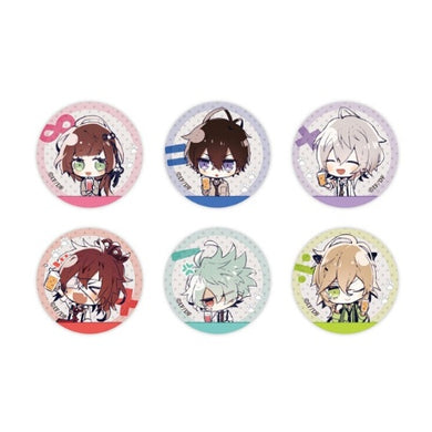 (PRE-ORDER) RANDOM Otomate Store Collar x Malice Can Badges