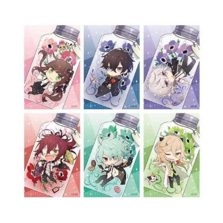 (PRE-ORDER ARRIVING NOV 18) RANDOM Otomate Store Exclusive Collar x Malice Square Can Badges