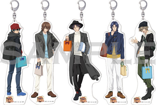 New Prince of Tennis JF 2018 Acrylic Keychains