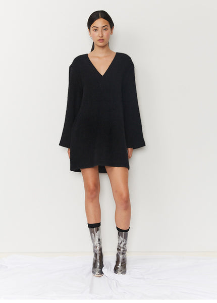 Deep Down Knit Dress