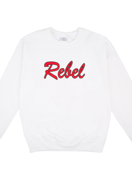 Rebel Large Logo Sweatshirt