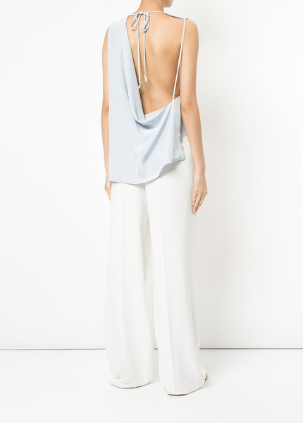 Deconstructed Neck Tie Collaspe Cami