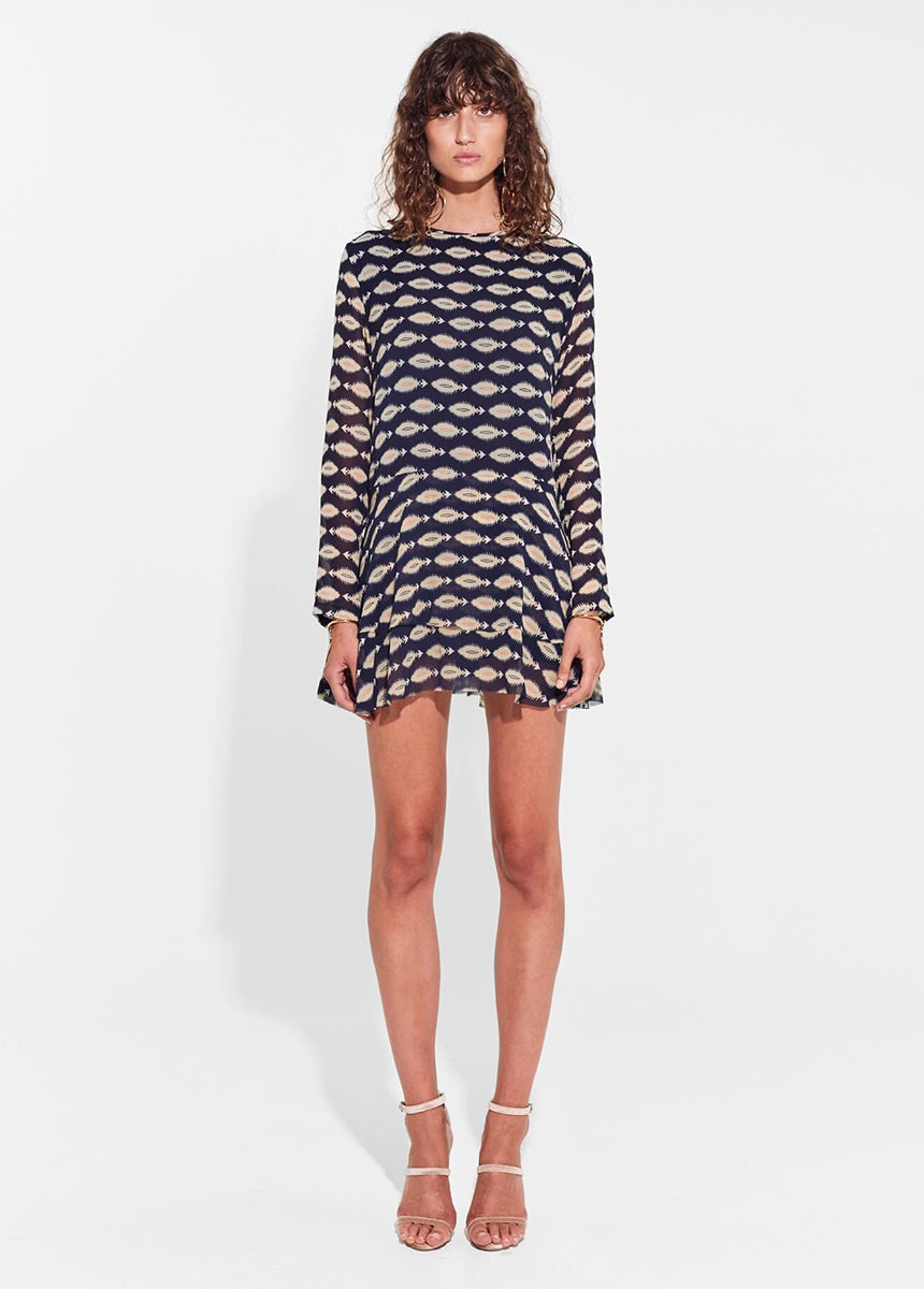 Mila Long Sleeve Dress