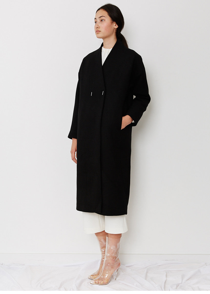 Stand Up Coat