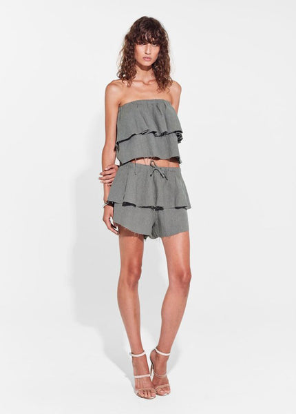 Stefi Layered Short