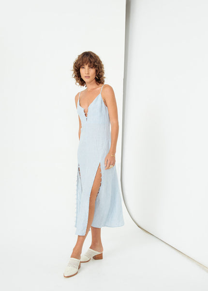 Looped In Slip Dress