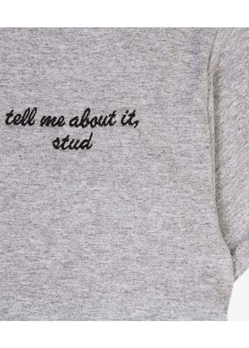 Tell Me About It, Stud T-Shirt