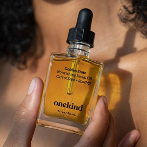 Onekind Golden State Nourishing Facial Oil