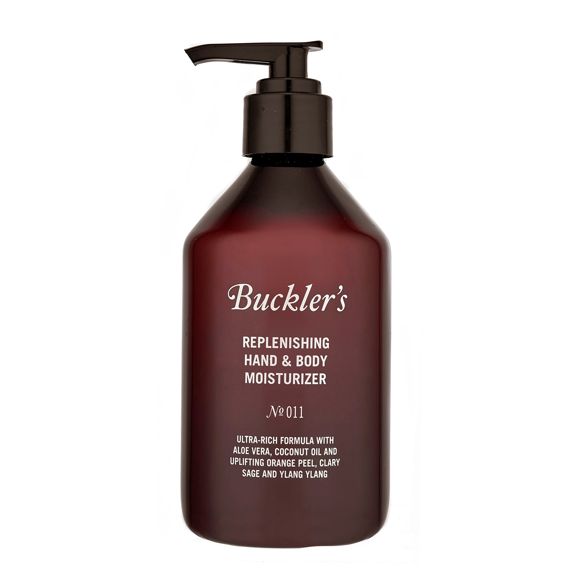Buckler's Replenishing Hand & Body Moisturizer - The Motley