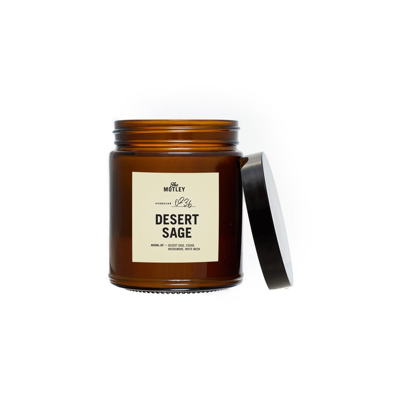 The Motley Desert Sage Candle