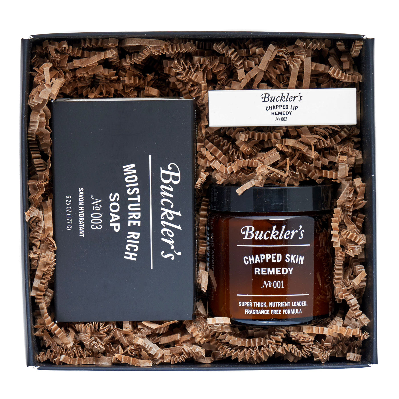 Buckler's Skin Rescue Essentials Kit - The Motley