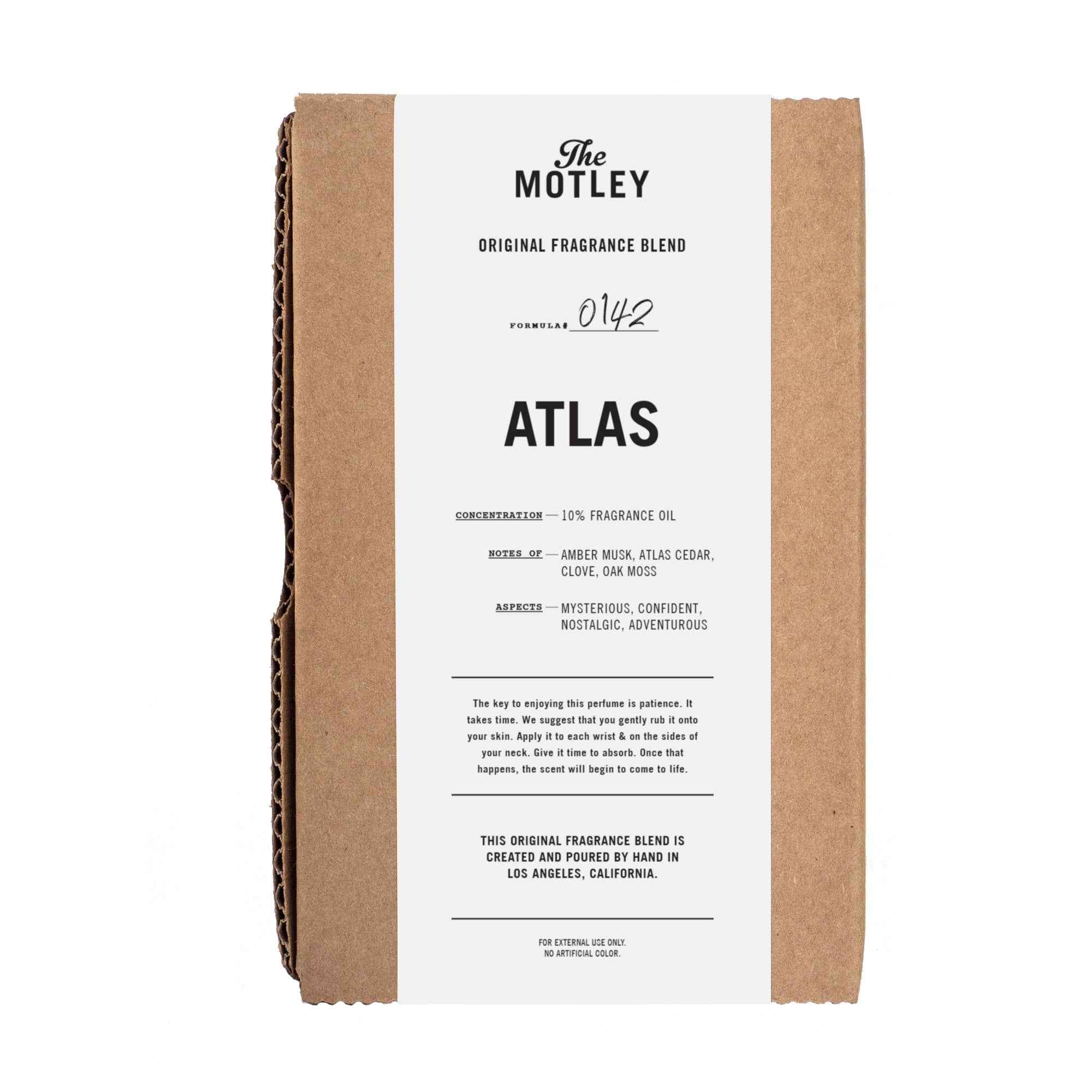 The Motley Atlas Cologne - The Motley