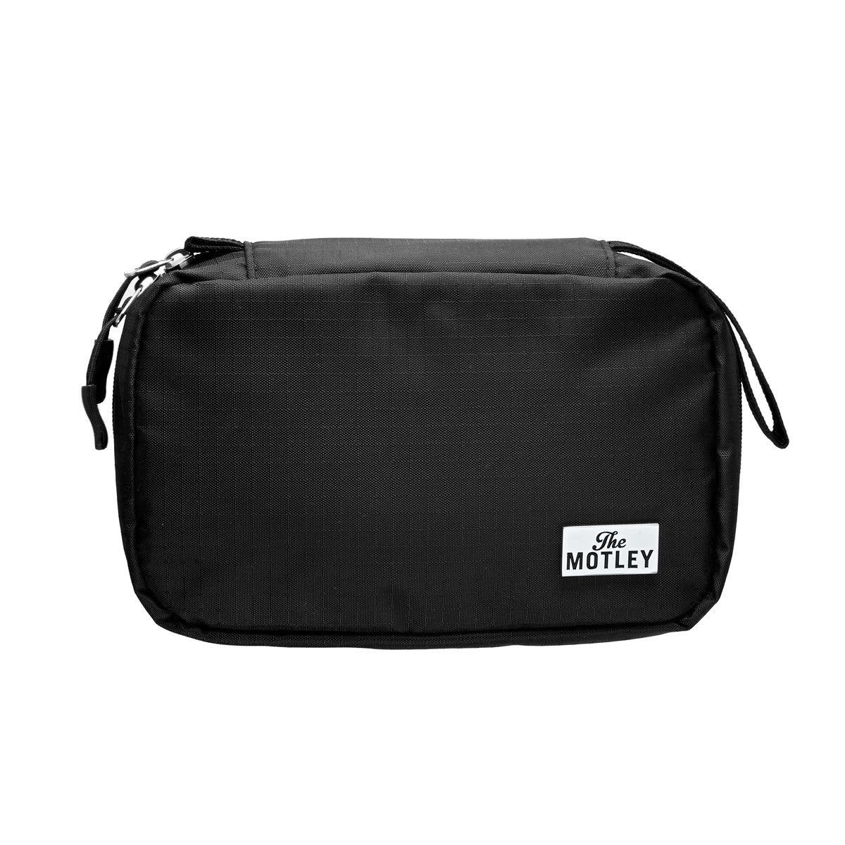 The Motley Waterproof Jetsetter Tri-Fold Travel Dopp Bag - The Motley