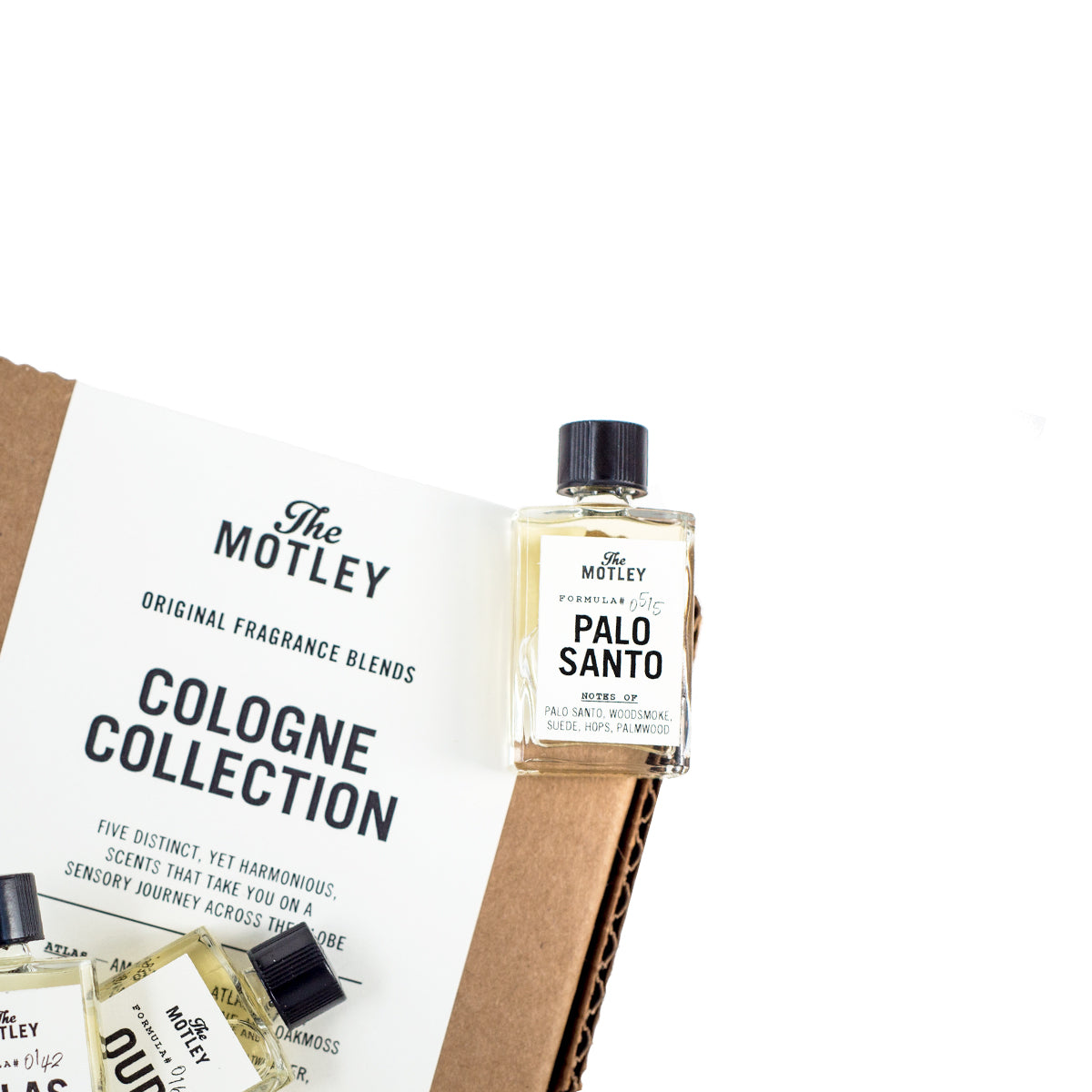 The Motley Cologne Collection