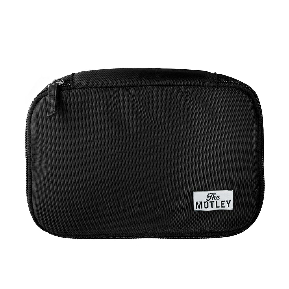 The Motley Waterproof Weekender Dopp Bag