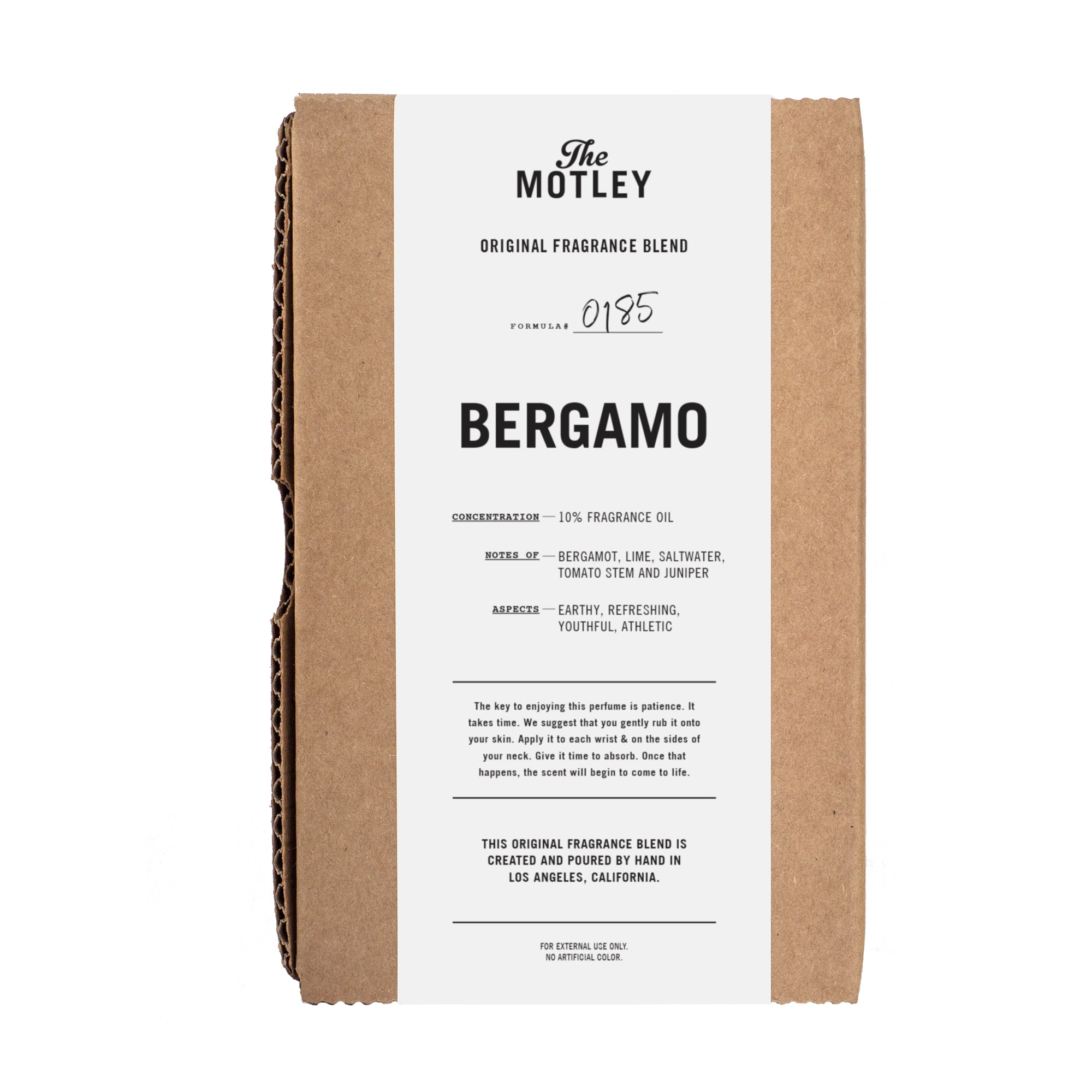 The Motley Bergamo Cologne - The Motley