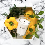 Buckler's Tomato Leaf Candle - The Motley