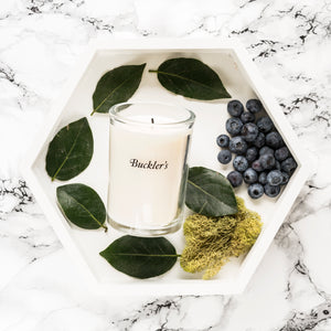 Buckler's Black Currant Candle - The Motley