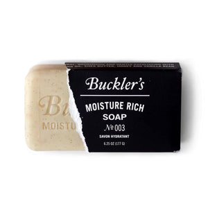 Buckler's Moisture Rich Soap - The Motley