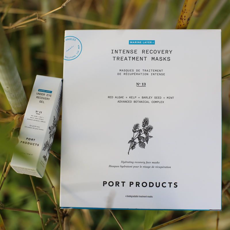 Port Products Marine Layer® Intense Recovery Duo