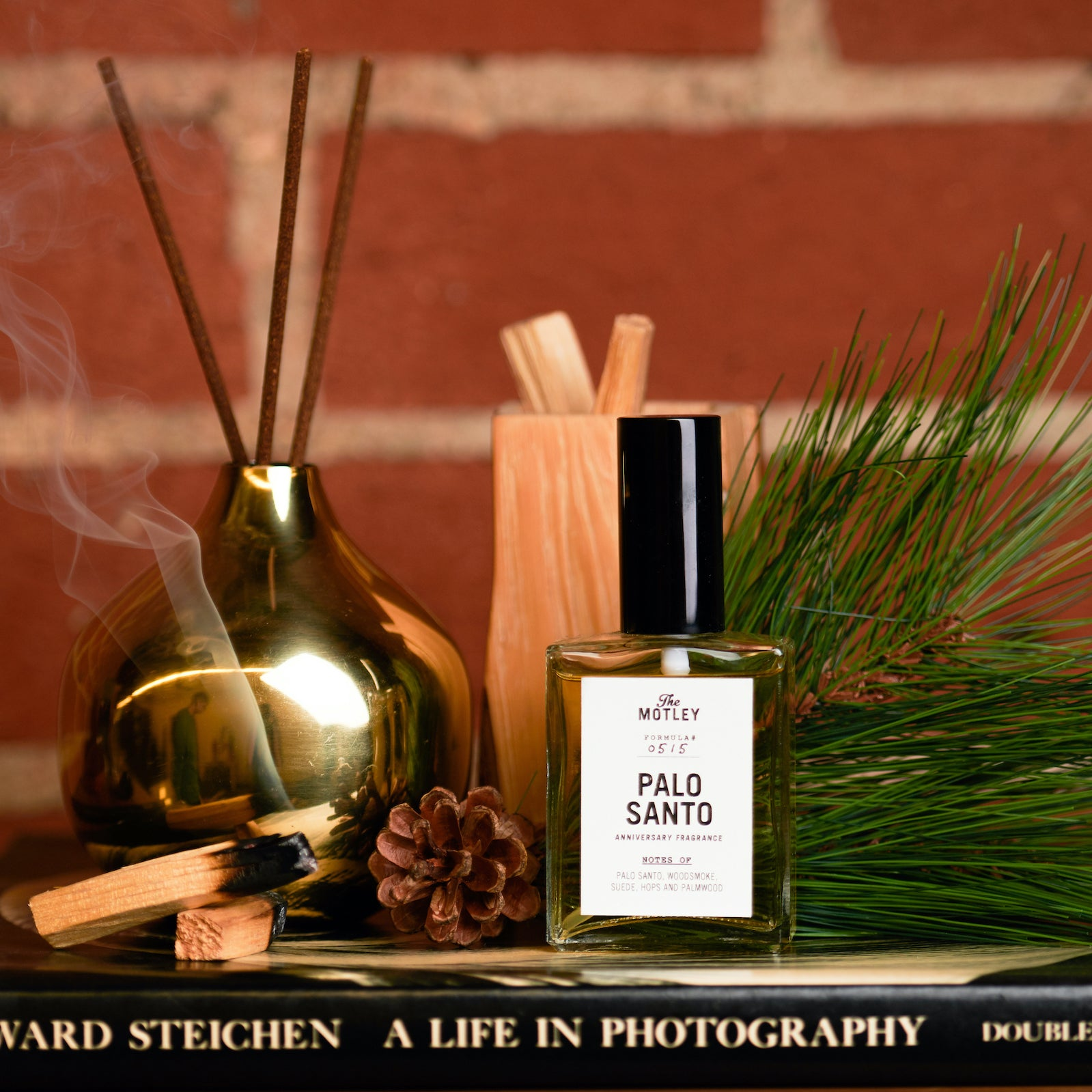 The Motley Palo Santo Cologne - The Motley