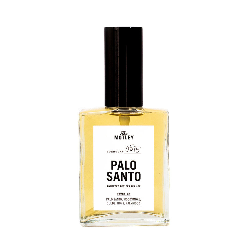 The Motley Palo Santo Anniversary-Edition Cologne