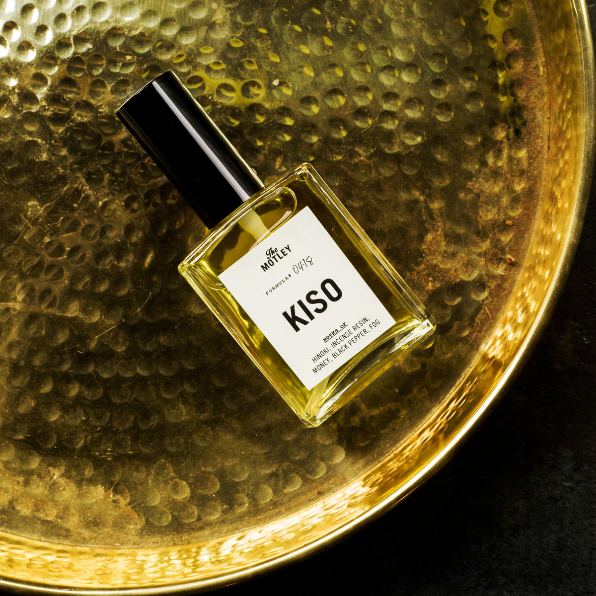 The Motley Kiso Cologne