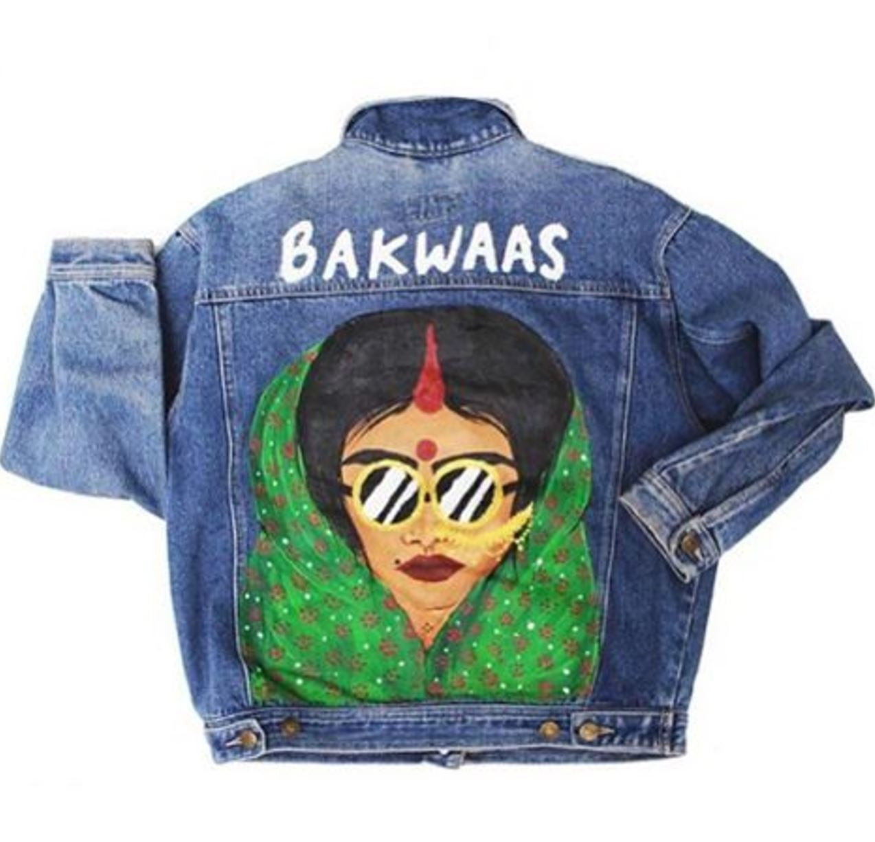 BAKWAAS JACKET - Babbuthepainter