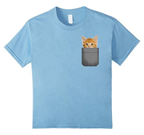 d68fcdaeb Cat In Your Pocket T-Shirt
