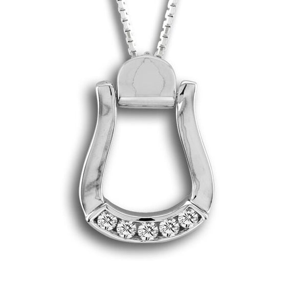 Oxbow Necklace CZ base