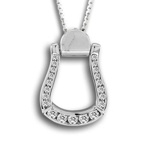 Oxbow Necklace CZ full