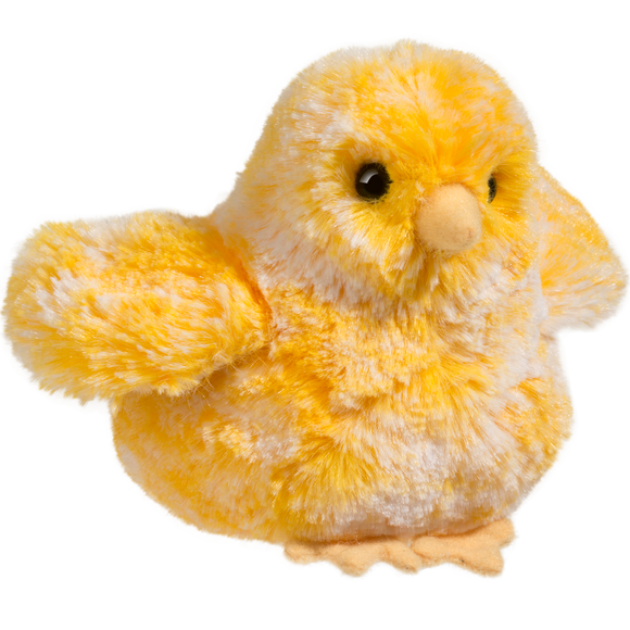 Multi Yellow Chick Stuffed Animal