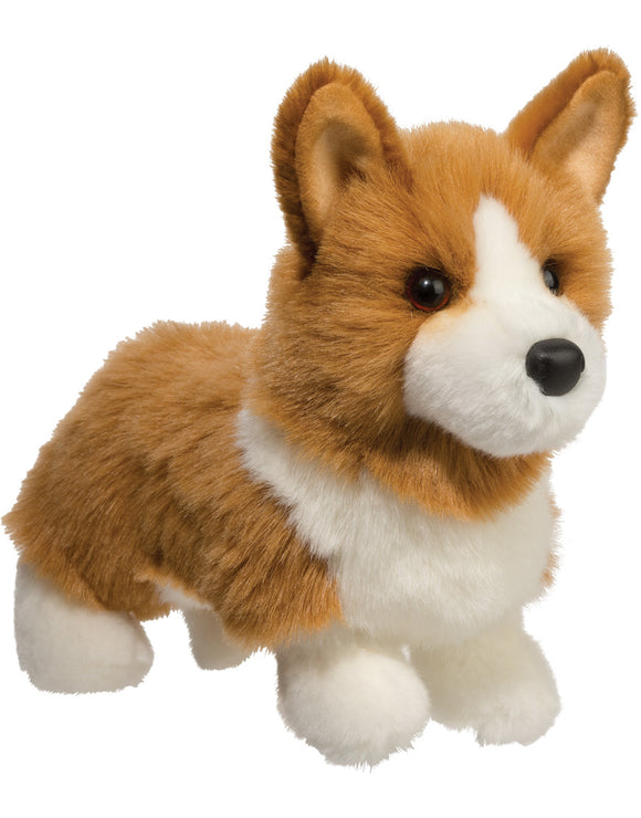 Louie Corgi Stuffed Animal