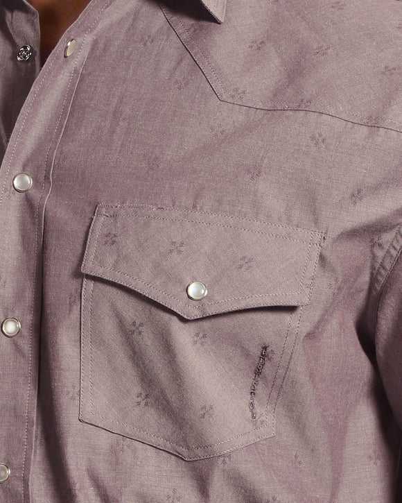 'Glennville' Resistol Button-up