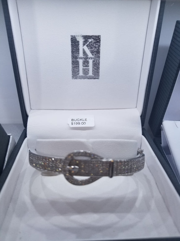 Kelly Herd Custom Buckle Bracelet