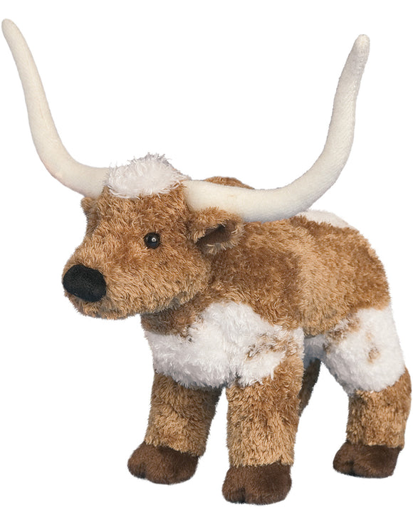 Longhorn T Bone Stuffed Animal