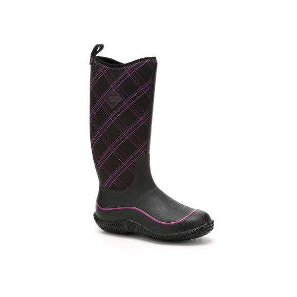 Women's Hale Plaid Pattern Muck Boot