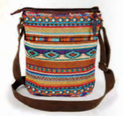 Native Blanket Cross Body
